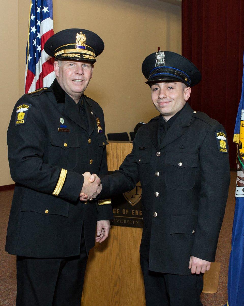 Police Officer Anthony Dia | Toledo Police Department, Ohio