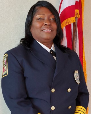 Assistant Chief Gail Green-Gilliam