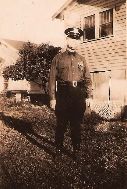 Police Officer Roy E. Mangum, Sr. | Fairfield Police Department, Alabama