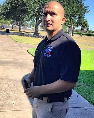 Police Officer Ismael Chavez | McAllen Police Department, Texas