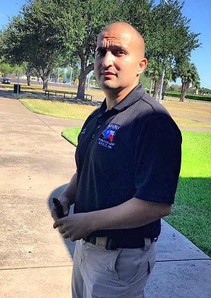 Police Officer Ismael Z. Chavez | McAllen Police Department, Texas