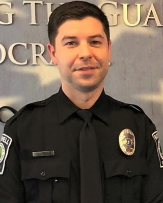Police Officer Jonathan Shoop