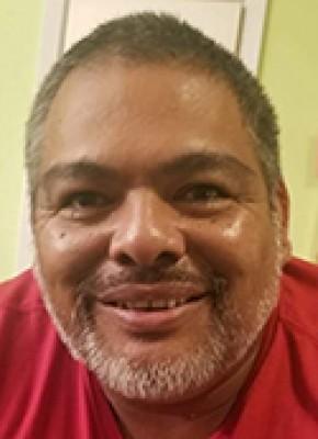 Corrections Officer V Jerry Esparza
