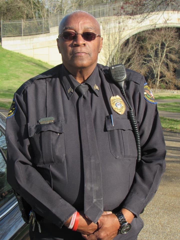 Sergeant Kelvin Dewayne Mixon   Edwards Police Department, Mississippi