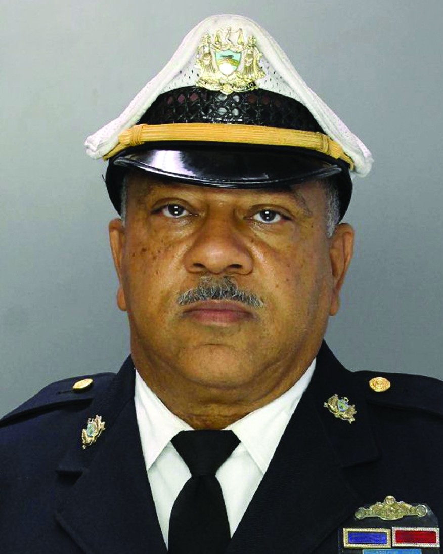 Captain James Walker | Philadelphia Police Department, Pennsylvania