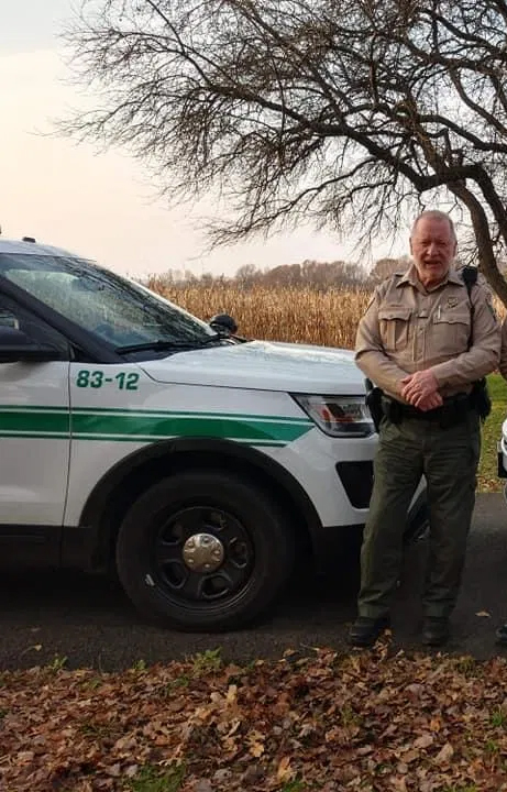 Park Ranger Thomas E. Booz | Bucks County Department of Parks and Recreation, Pennsylvania