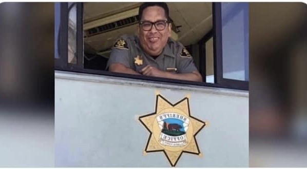 Deputy Sheriff Oscar W. Rocha | Alameda County Sheriff's Office, California