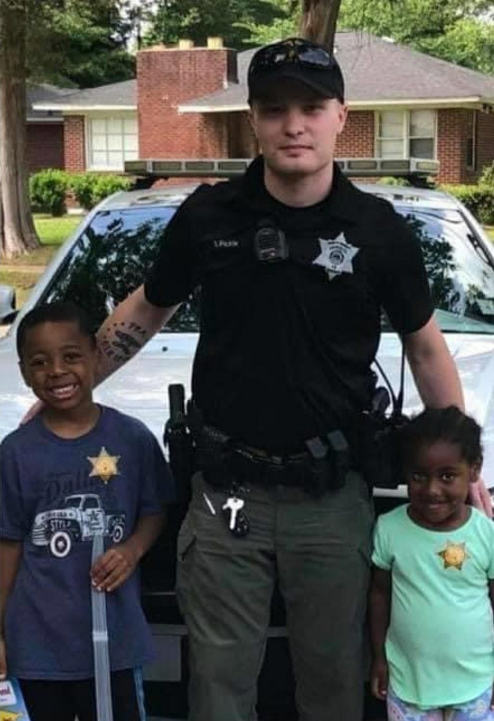 Deputy Sheriff Dylan S. Pickle | Monroe County Sheriff's Office, Mississippi