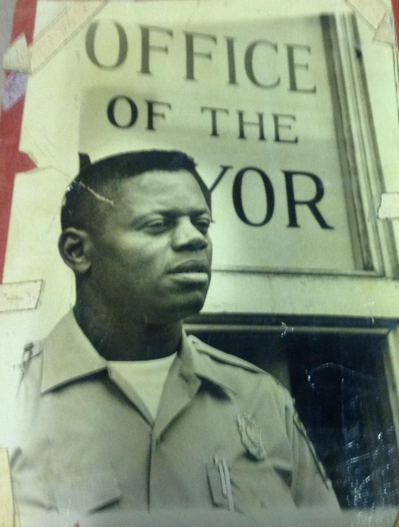 Corporal Robert Lee Walker | Chester Police Department, Pennsylvania