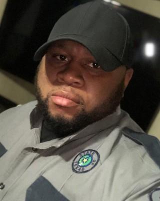 Corrections Officer V Eric Johnson