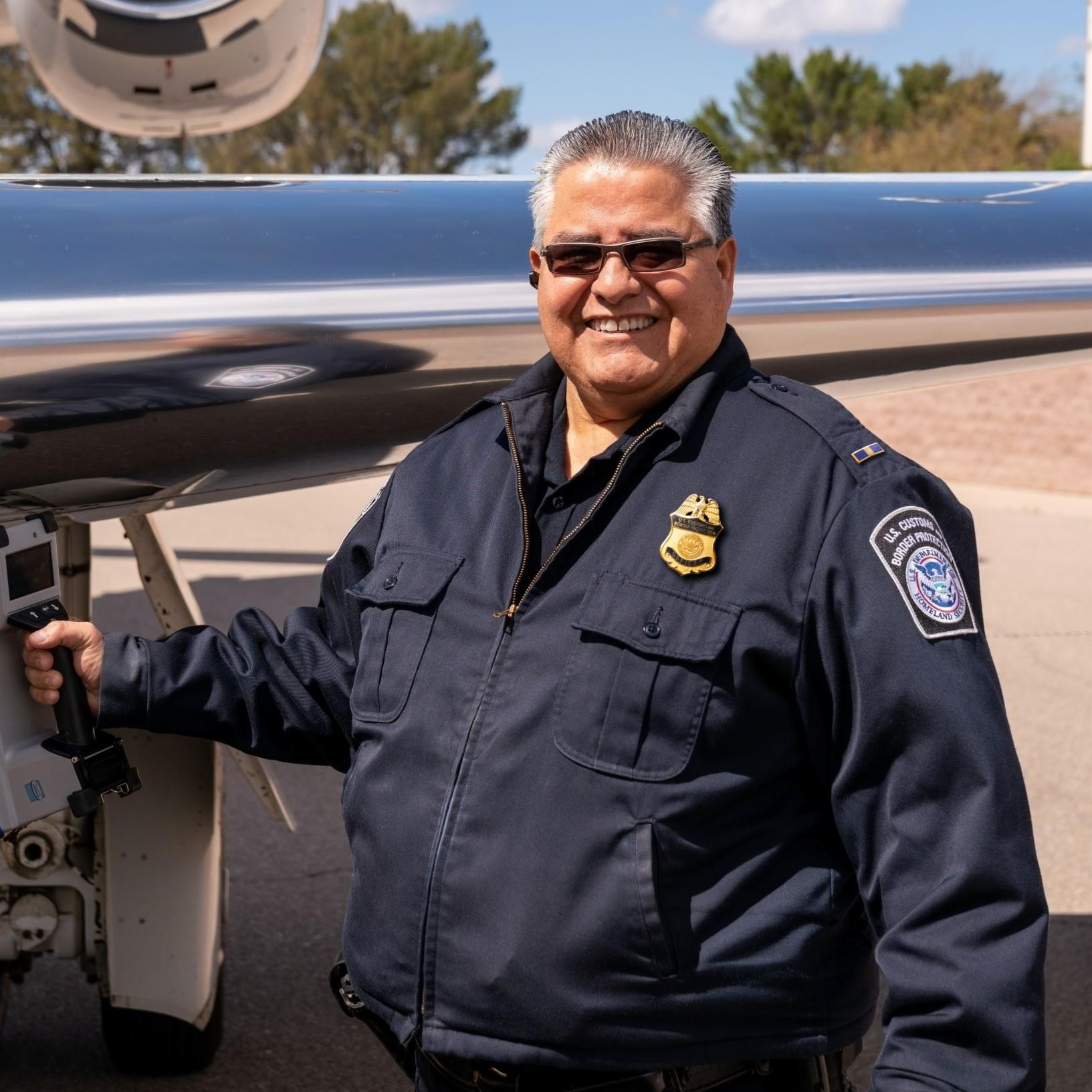 Officer Alfonso H. Murrieta | United States Department of Homeland Security - Customs and Border Protection - Office of Field Operations, U.S. Government