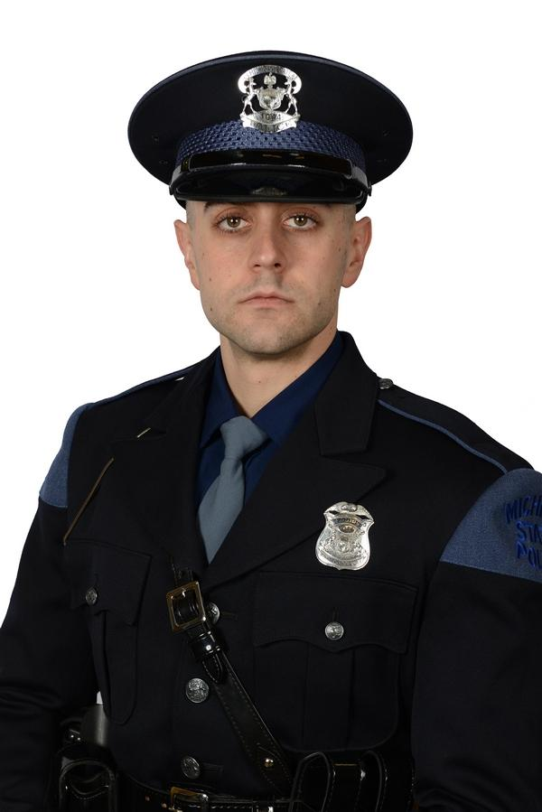 Trooper Caleb Starr | Michigan State Police, Michigan
