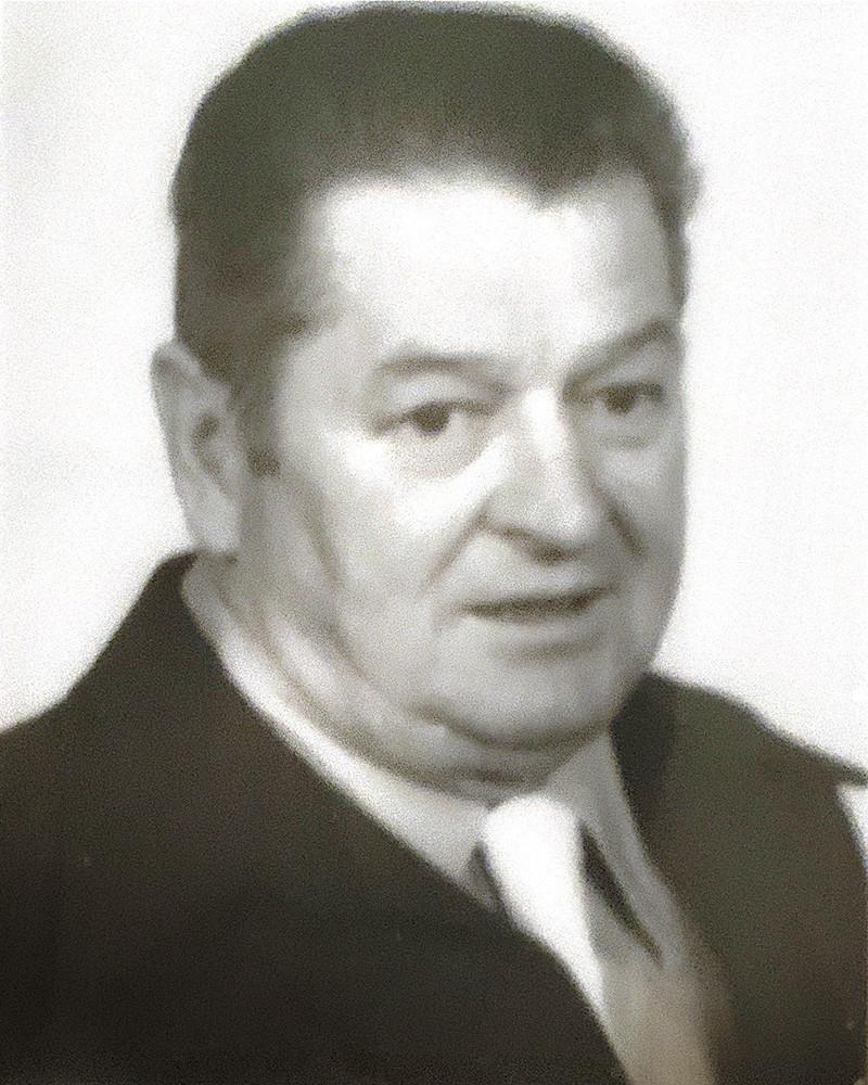 Special Agent John H.