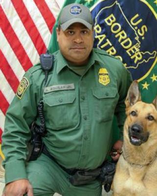 Border Patrol Agent Agustin Aguilar, Jr.