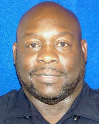 Police Officer Corey Pendergrass