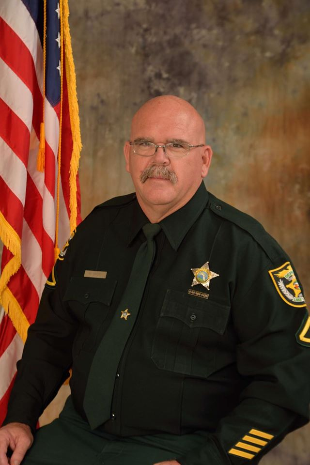 Master Detention Deputy Richard Barry | Lake County Sheriff's Office, Florida