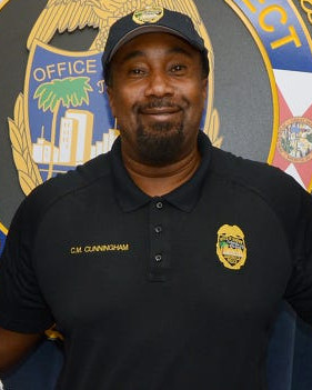 Lieutenant Chris Cunningham | Jacksonville Sheriff's Office, Florida