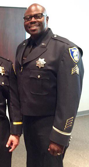 Sergeant Virgil L. Thomas | Richmond Police Department, California