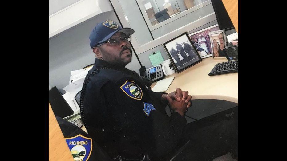 Sergeant Virgil Thomas | Richmond Police Department, California