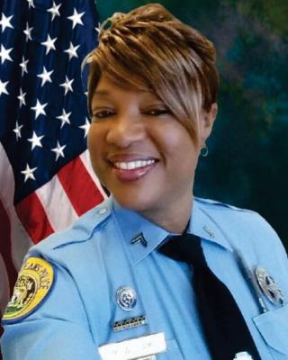 Senior Police Officer Sharon Williams