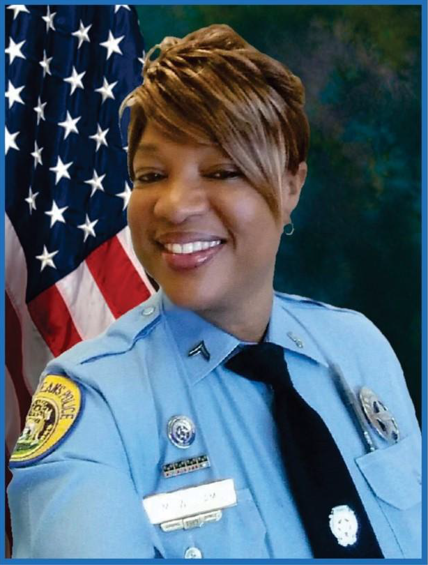 Senior Police Officer Sharon Williams | New Orleans Police Department, Louisiana