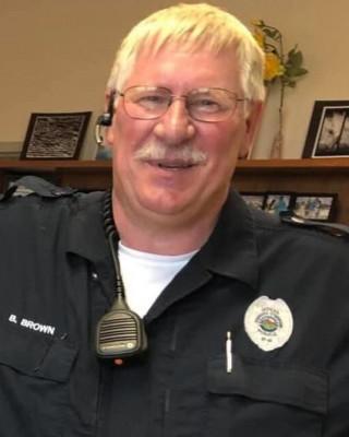 Police Officer Bryan Brown
