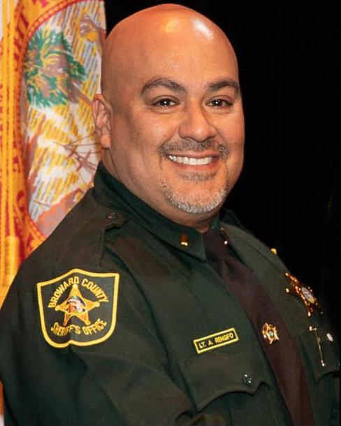 Lieutenant Aldemar Rengifo | Broward County Sheriff's Office, Florida