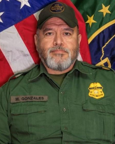 Border Patrol Agent Marco Antonio Gonzales | United States Department of Homeland Security - Customs and Border Protection - United States Border Patrol, U.S. Government