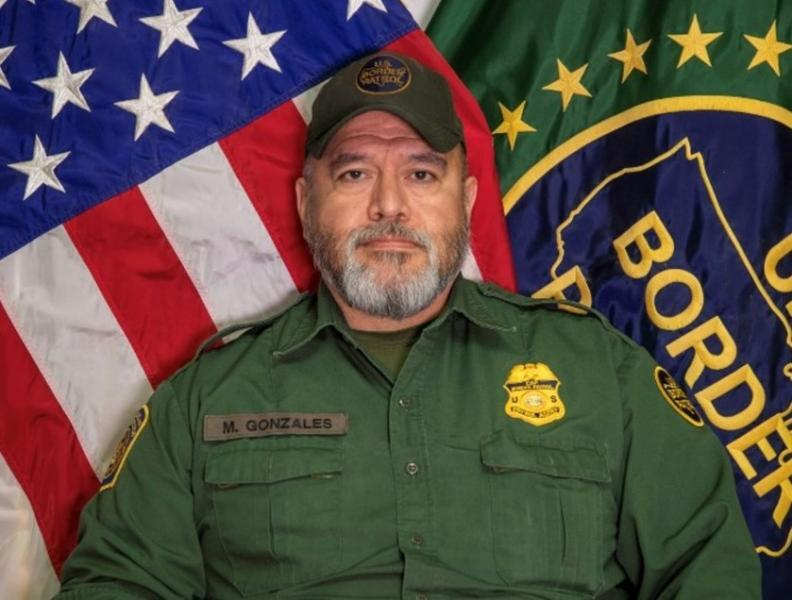 Border Patrol Agent Marco A. Gonzales | United States Department of Homeland Security - Customs and Border Protection - United States Border Patrol, U.S. Government