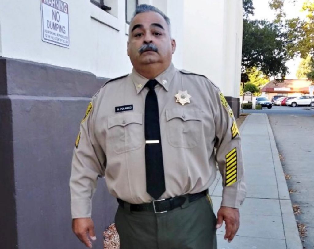 Sergeant Gilbert Polanco | California Department of Corrections and Rehabilitation, California