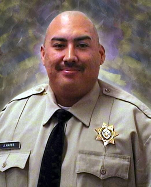 Corrections Officer Jose Alfredo Diramos