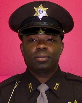 Corporal Bryant Searcy | Wayne County Sheriff's Office, Michigan