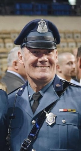 Trooper Thomas William Devlin | Massachusetts State Police, Massachusetts