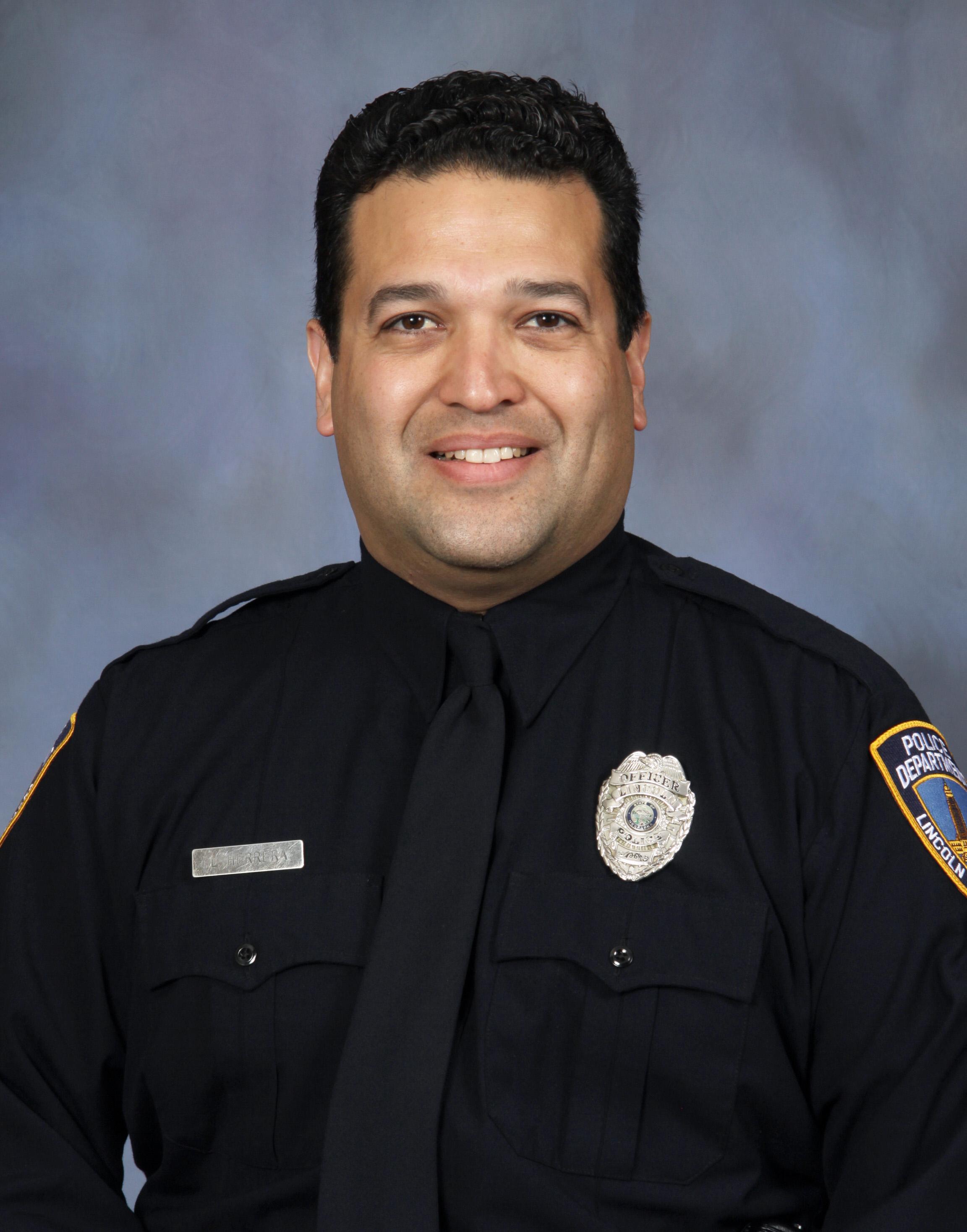 Investigator L. Mario Herrera | Lincoln Police Department, Nebraska
