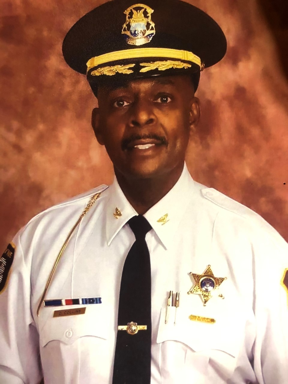 Commander Donafay Collins | Wayne County Sheriff's Office, Michigan