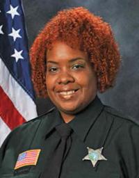 Deputy Sheriff Angela Dinece Chavers | Palm Beach County Sheriff's Office, Florida