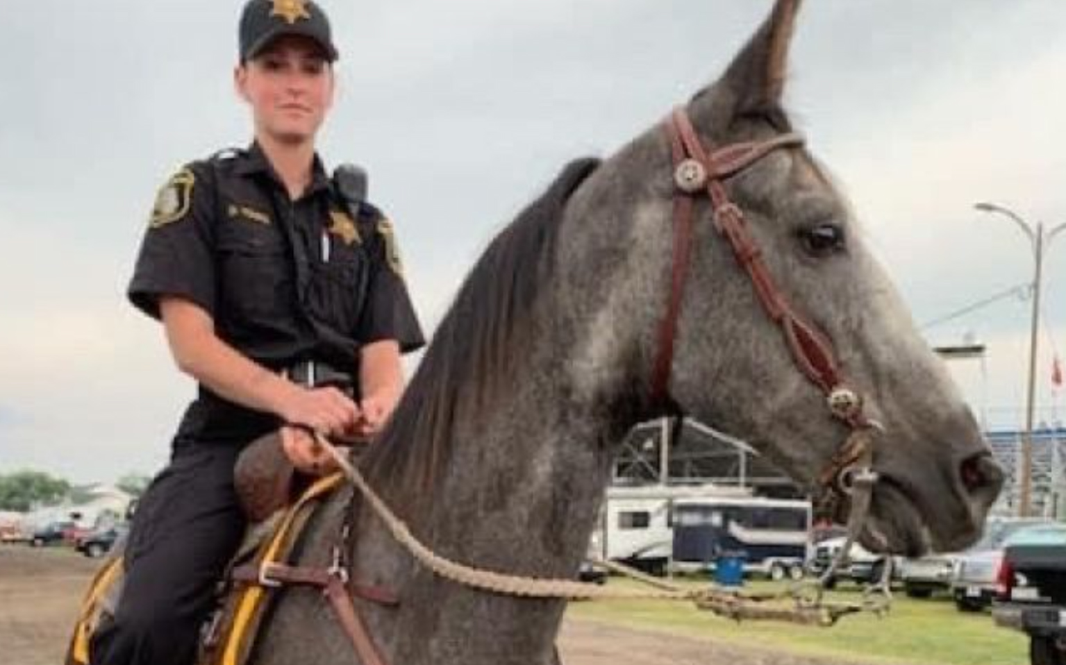 Animal Control Officer Darrian May Young | Monroe County Sheriff's Office, Michigan