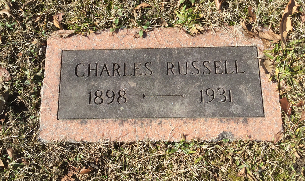 Detective Charles Russell Ladd | New York, Chicago and St. Louis Railroad Police Department, Railroad Police