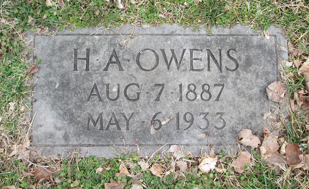 Deputy Sheriff Henry Adams Owens | Bell County Sheriff's Department, Kentucky