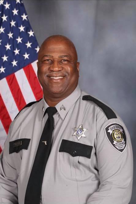 Sergeant Charles Edward Norton | Richmond County Sheriff's Office, Georgia