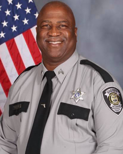 Sergeant Charles Edward Norton | Richmond County Sheriff's Office, Georgia