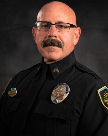 Sergeant Ethan Kaskin | Anderson Police Department, South Carolina