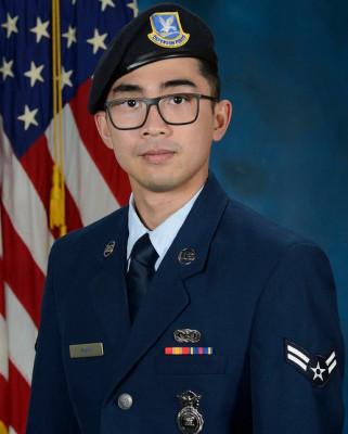 Senior Airman Jason Khai Phan