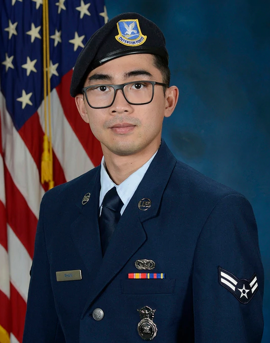 Senior Airman Jason Khai Phan | United States Air Force Security Forces, U.S. Government