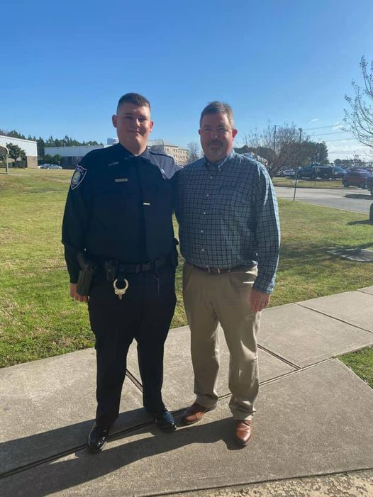 Police Officer Jacob William Hancher   Myrtle Beach Police Department, South Carolina