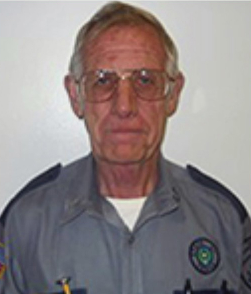 Correctional Officer Donald E. Parker | Texas Department of Criminal Justice - Correctional Institutions Division, Texas