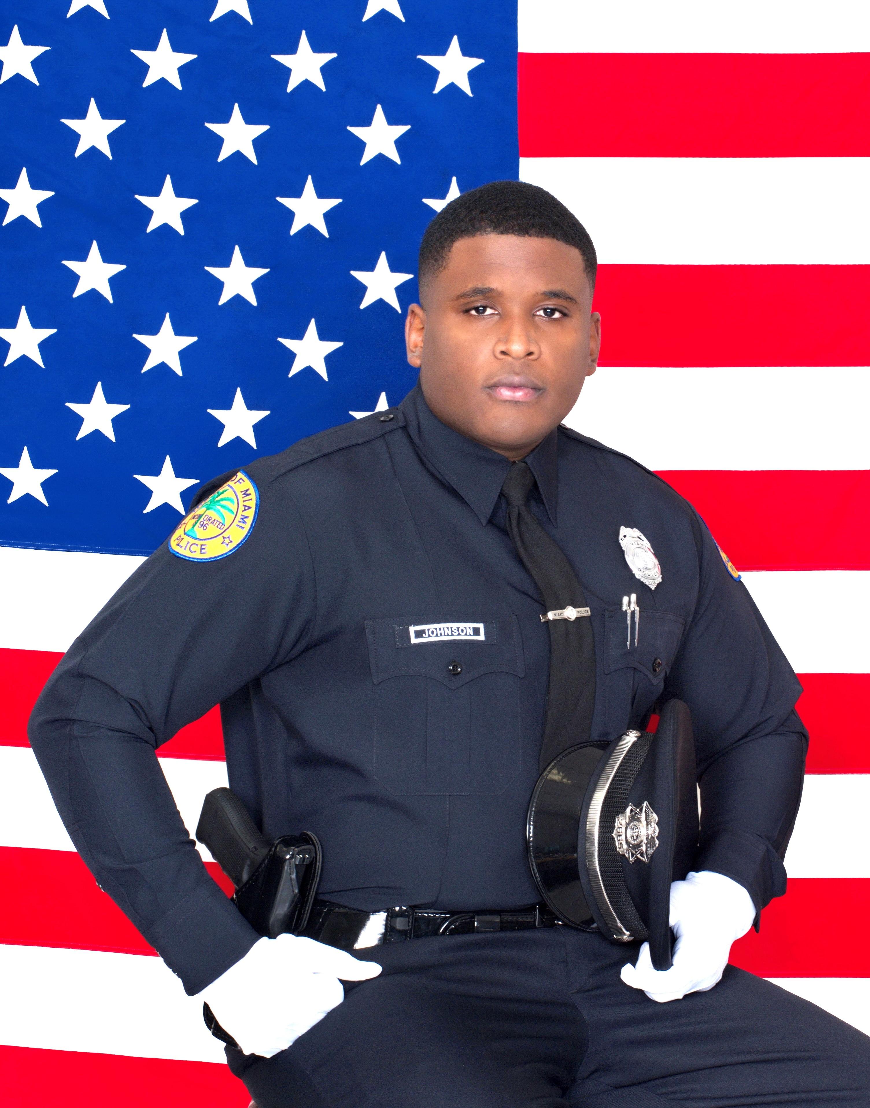 Police Officer Aubrey Travis Johnson, Jr. | Miami Police Department, Florida