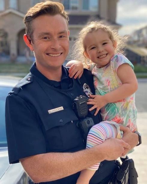 Detective Curt Michael Holland | Commerce City Police Department, Colorado