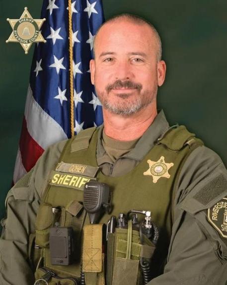 Sergeant Harry Cohen | Riverside County Sheriff's Department, California