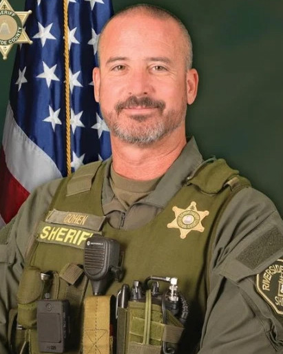 Sergeant Harry M. Cohen | Riverside County Sheriff's Department, California